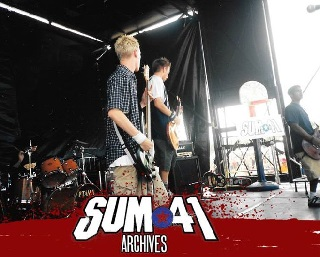 Sum 41 na Warped Tour