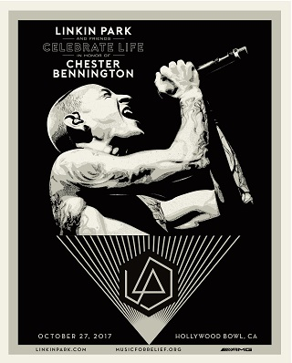 In Honor o Chester Bennington